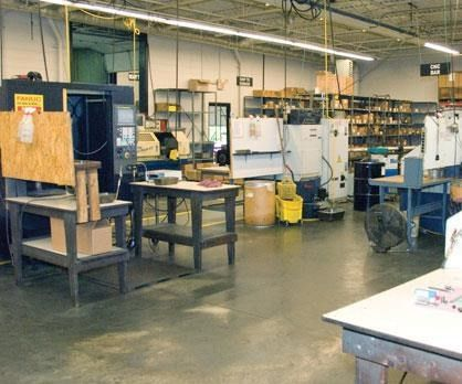 From Job Shop Chaos To Lean Order : Modern Machine Shop