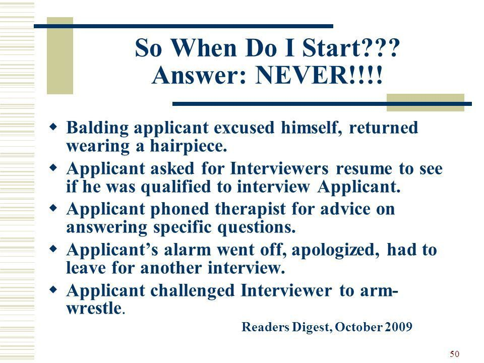 Successful Interviewing - ppt download