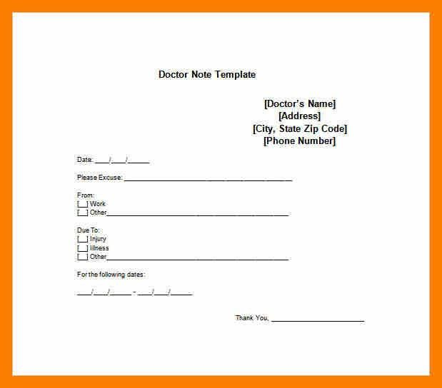 4+ doctors note template pdf | janitor resume