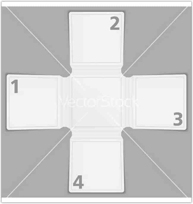 14+ Best Modern Blank Brochure PSD Templates - Web Creative All