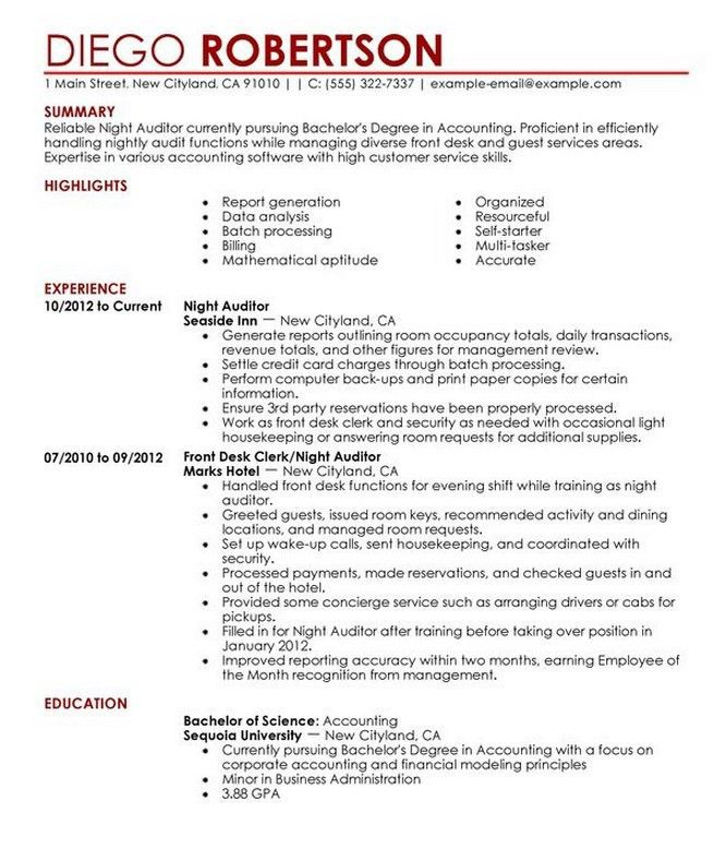 Resume Requirements Best Resume Sample Best Resume Templates 23958 ...