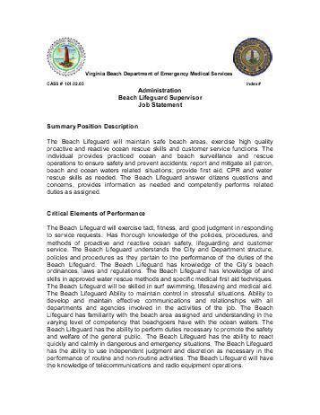 job performance evaluation. shift supervisor job description pdf ...