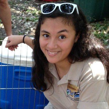 LHS Student a Jr. Zookeeper at Audubon - Lutheran High School of ...