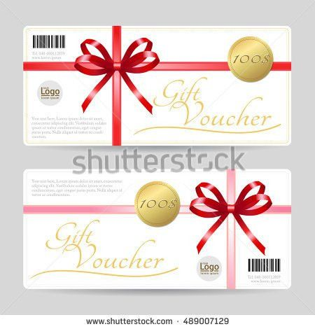 Gift Voucher Template. Christmas Gift Certificate Template Free ...