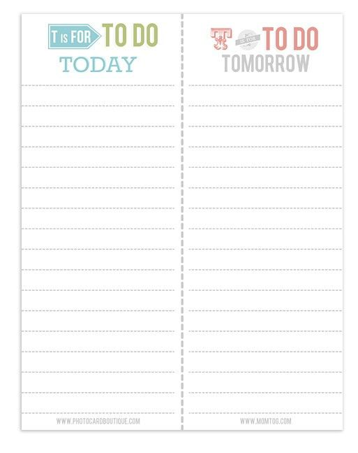 Free Printable To Do List — Angie Sandy Art Licensing & Design