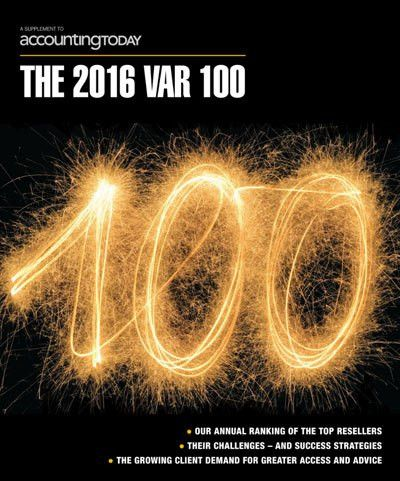 Cargas Named to Accounting Today's 2016 VAR 100 List | Cargas Systems