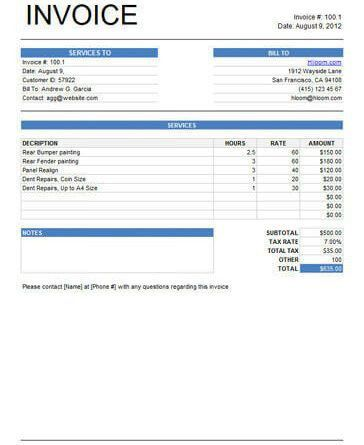 Using Online Invoice Software   Lancashire Business Owners Blog