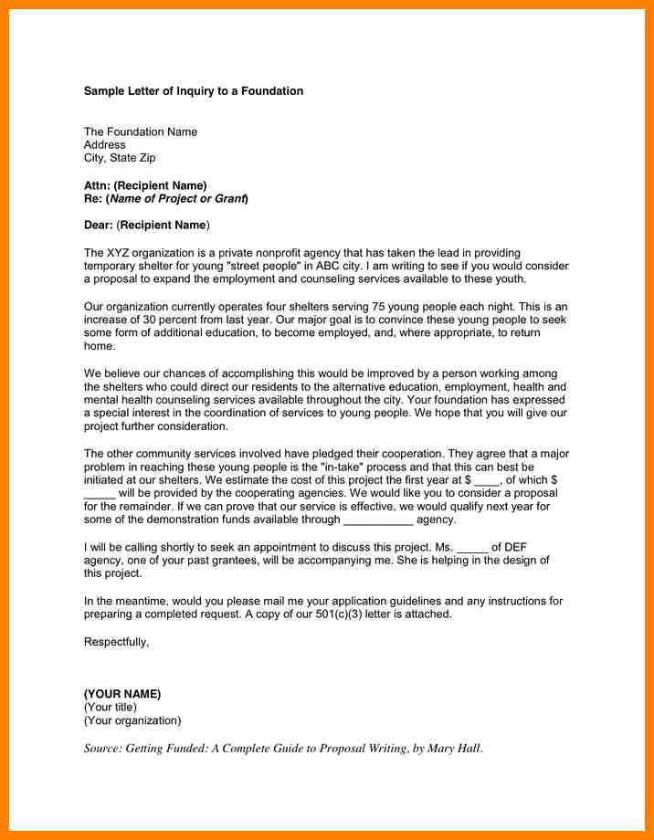 7+ letter of inqury   portfolio covers