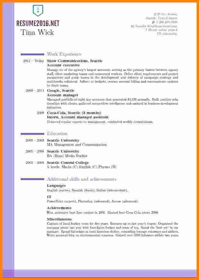 5+ latest resume format 2016 free download | ledger paper