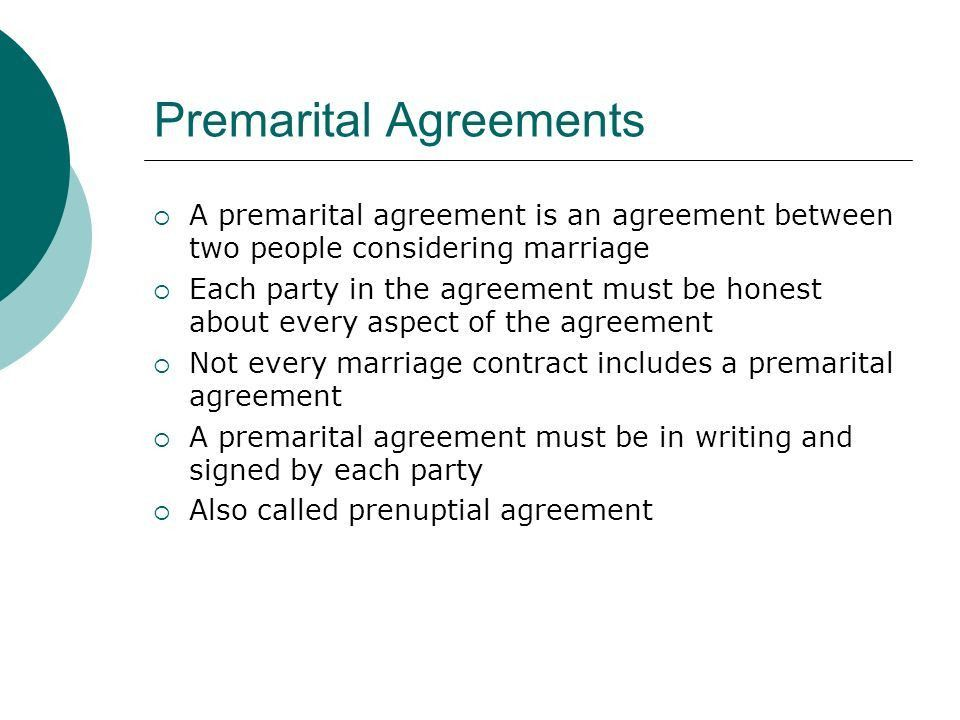 Domestic Relations Laws  Objective Rights Relating to the ...