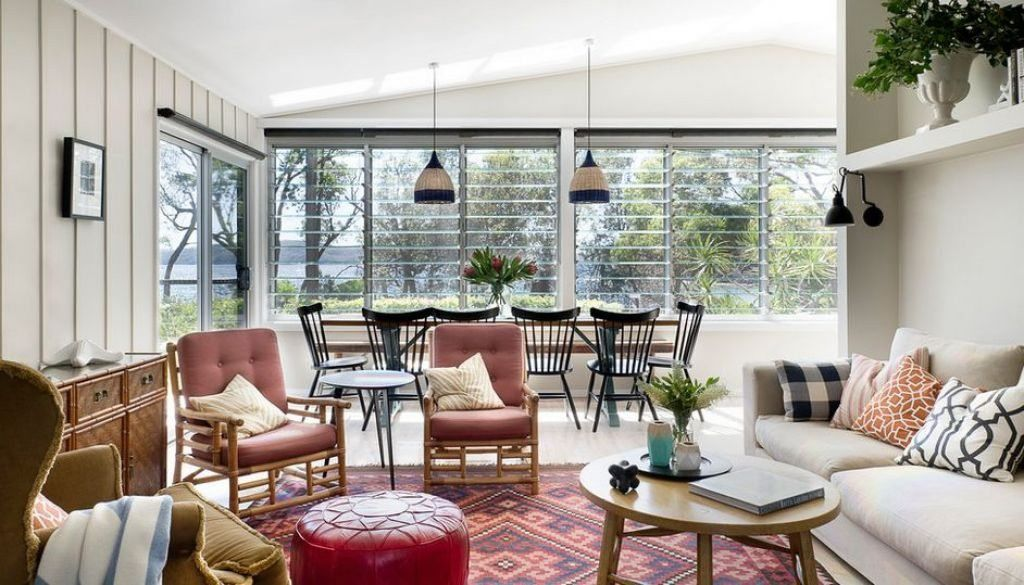 Open Floor House With Jalousie Windows - About Jalousie Windows ...