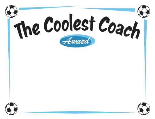 free printable basketball certificates best coach - Google Search ...