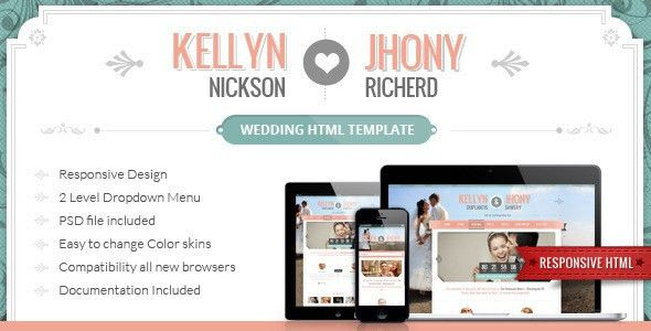 11 Wedding Website Templates To Download