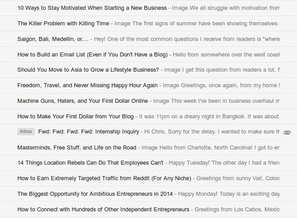 Subject Line for Cold Email - The Art, Science, and Successful ...