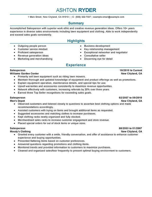 14 best Resume Samples images on Pinterest | Public health, Resume ...