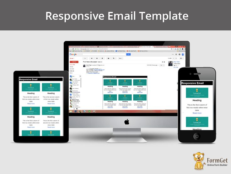 How to Design Responsive Email Template | MailGet