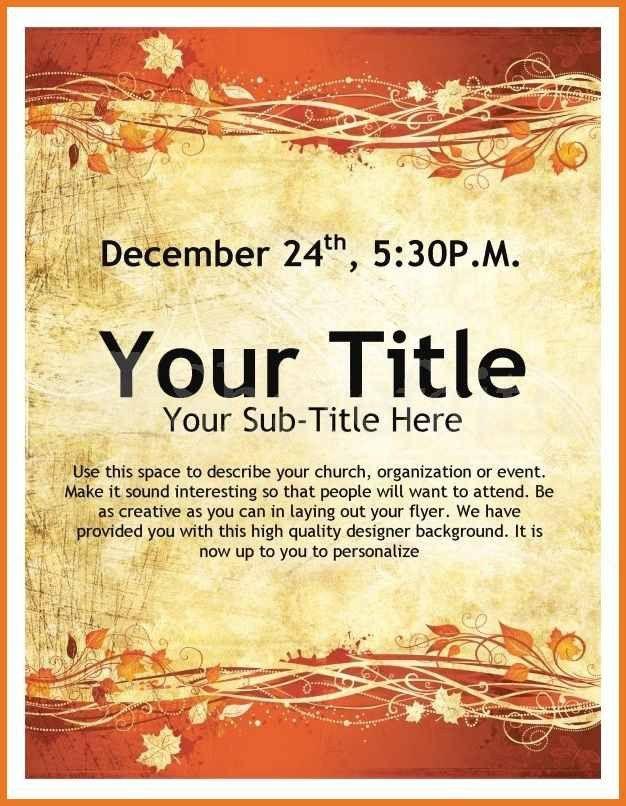 event flyer templates free   art resume skills