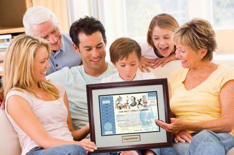 The Official DisneyStock.com – Share The Magic of Walt Disney Stock!