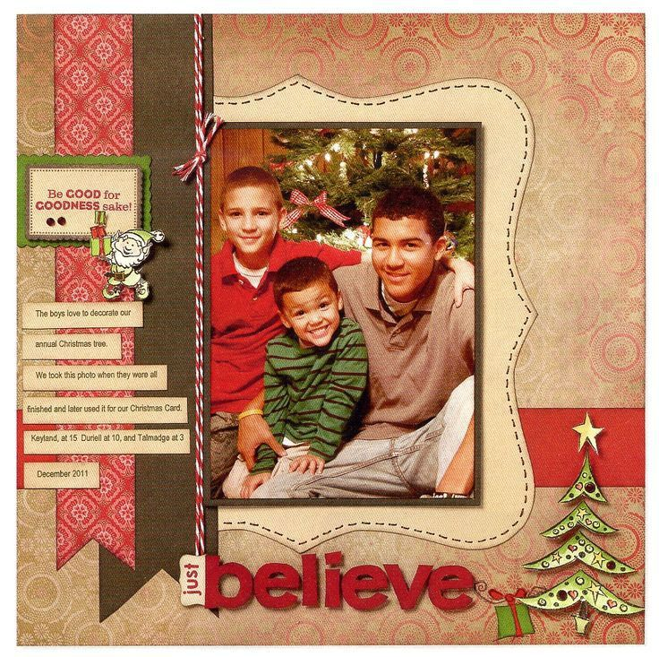 Best 25+ Scrapbook christmas cards ideas on Pinterest | Christmas ...