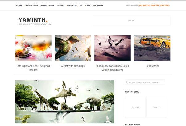 25 Free WordPress Portfolio Themes for Photographers