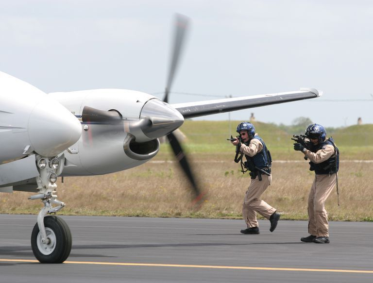 Aviation Enforcement Agent Job Information