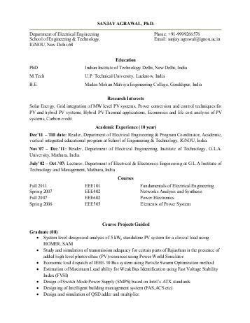 Extremely Ideas Detailed Resume 10 Resume Template - Resume Example