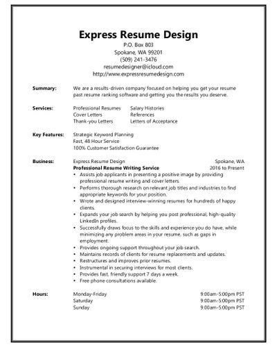 Referees On Resume. how to write a resume for a job with ...