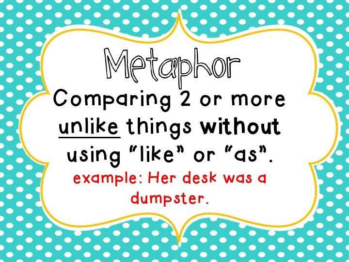 Simile & Metaphor Master – Figuring Figurative Language