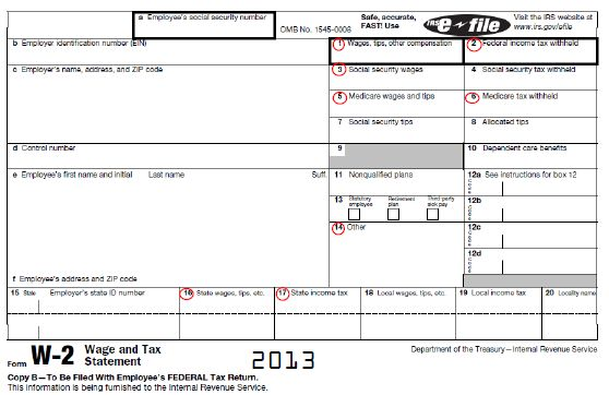Why is it on my W-2 | CPA Firm Articles | Alexandria VA | Renner