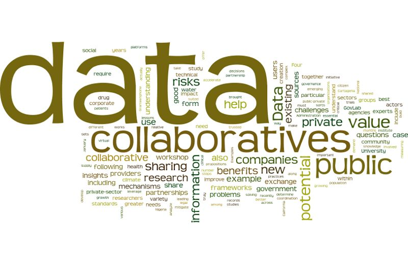 Data Collaboratives: Sharing Public Data in Private Hands for ...