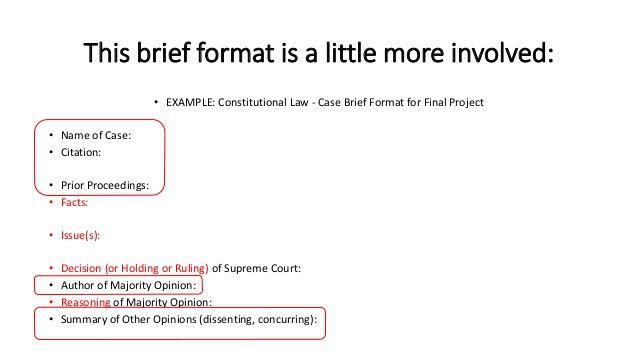 case brief example case brief template cyberuse brief