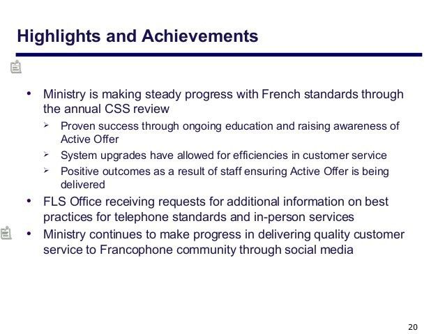 French language services presentation best pratices css and active …