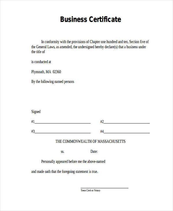 32 Certificate Templates in PDF | Free & Premium Templates