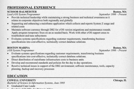 in resume programmer computer programmer resume template computer ...