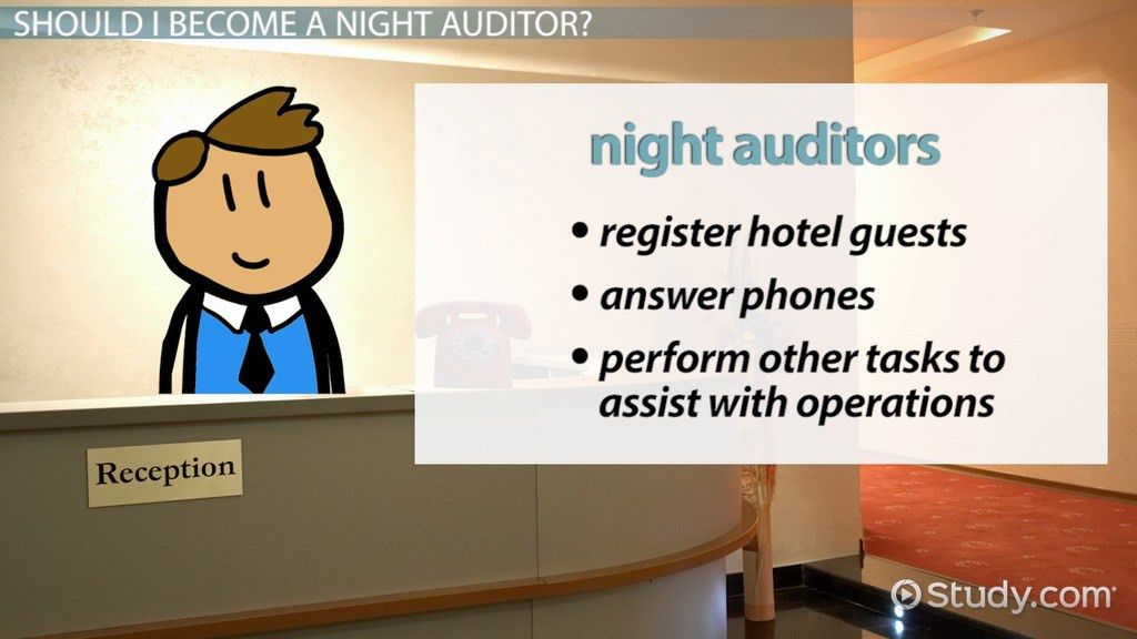 How to Become a Night Auditor: Career Roadmap