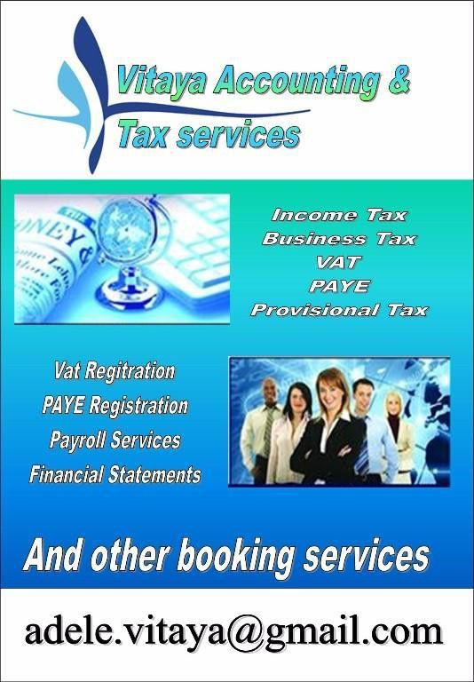 We offer stress free-accounting services, Rustenburg