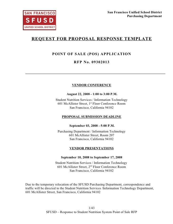 rfp response cover letter. responding rfp cover letter rfp ...