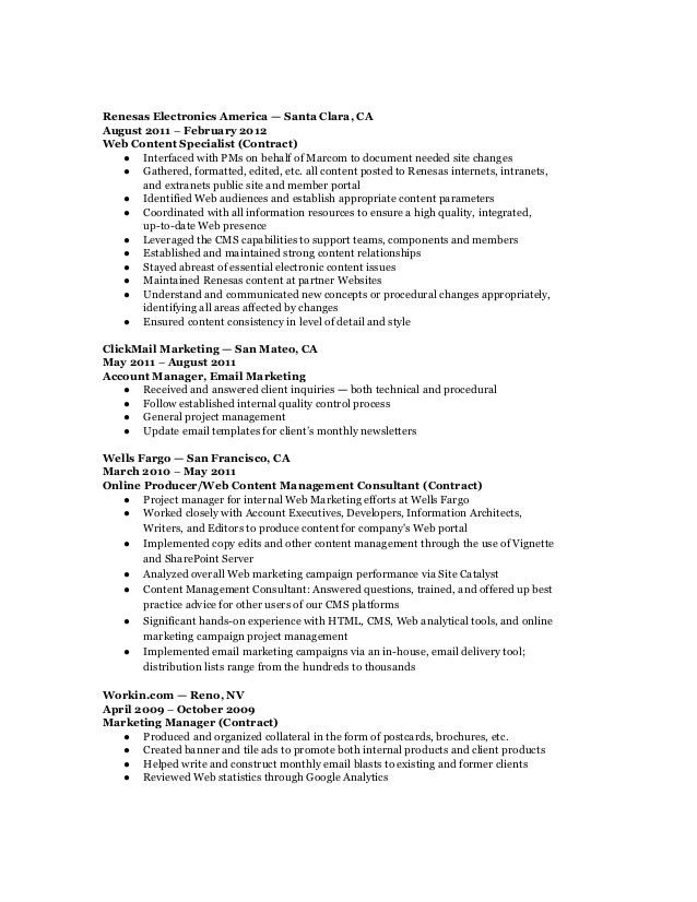 Quality Control Analyst Resume Sample - Contegri.com