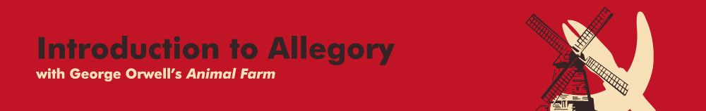 Examples of allegory - Introduction to Allegory