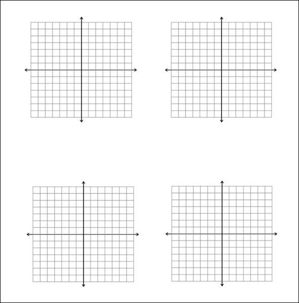 Graph Paper Templates | Print Paper Templates