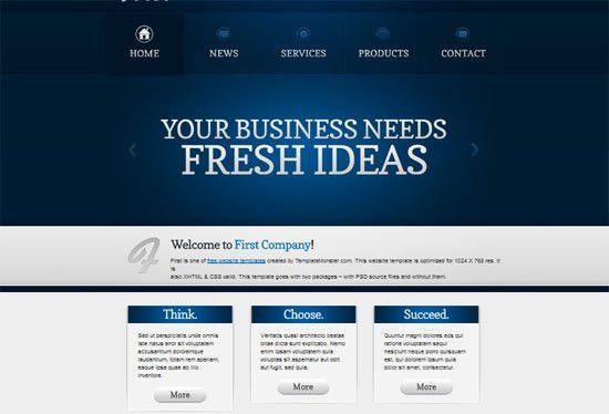 BEST 200+ Free Responsive HTML5 templates | Developer Tips