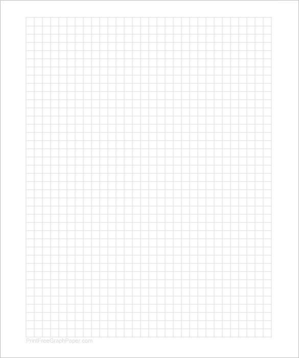 Graph Paper Template – 38+ Free Word, Excel, PDF Format Download ...