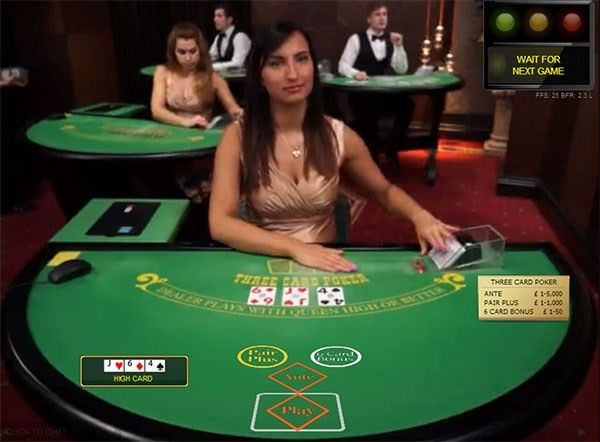 Live Dealer Casinos - Best Live Online Casino Games 2017