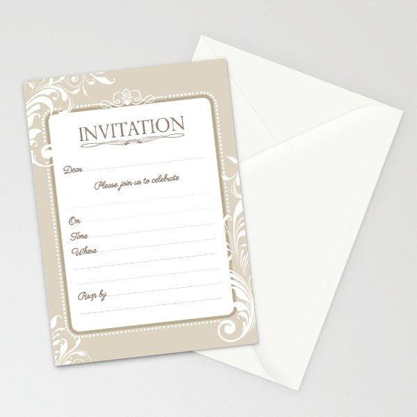16+ Formal Invitations - PSD, Vector Illustrator