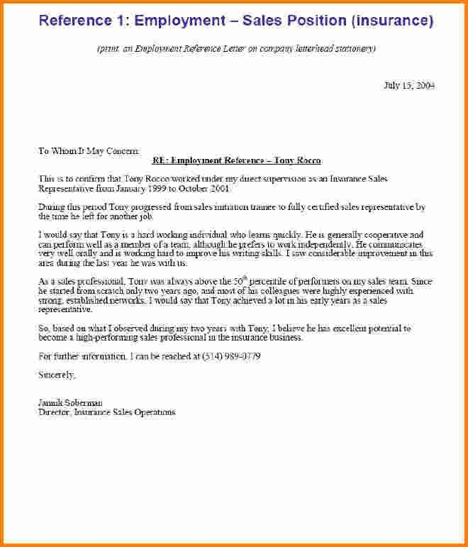 8+ reference letter employment | memo templates