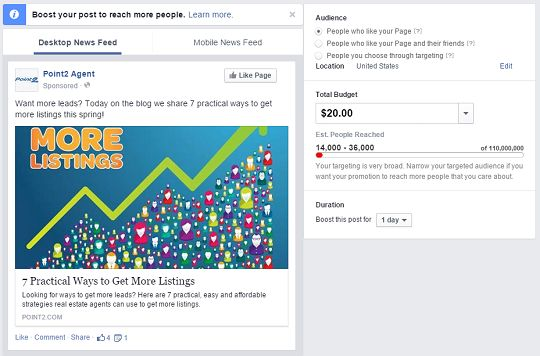 5 Tips for Creating Facebook Ads for Real Estate