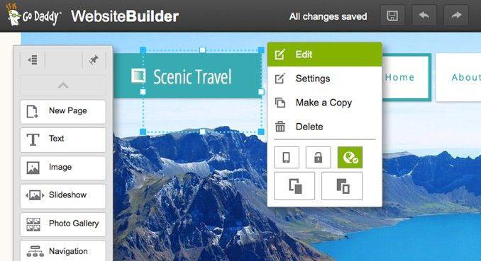 GoDaddy Website Builders Review | Best Website Builders