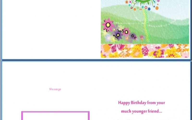 Birthday card – gangcraft.net