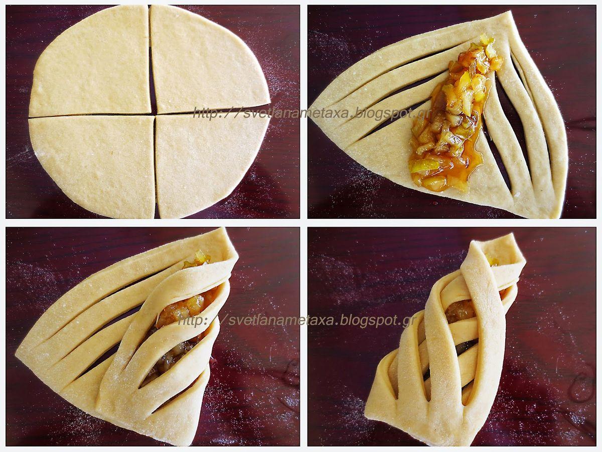 Формы булочек с фото: как сформовать красивые булочки 59