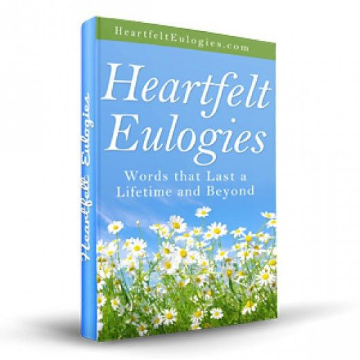 Eulogy Samples ~ Example Eulogies, Funeral Poems, Speeches ...